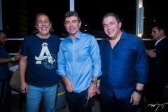 Rodolfo Trindade, Alexandre Pereira e Rodrigo Pereira