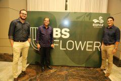 Lançamento do BS Flower