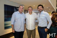 Kalil Otoch, Ricardo Bezerra e Romulo Santos