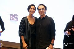 Karine Studart e Giacomo Brayner