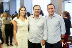 Renata Santos Beto Studart e Fábio Albuquerque