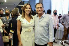 Renata Santos e Beto Studart
