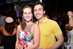 Fernanda e Lucas Montenegro