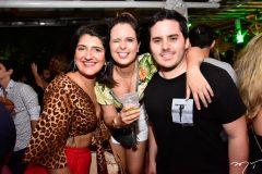 Louise Dourado, Camila Franco e Jevoan Junior