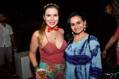 Mariana Freitas e Magna Gomes de Matos