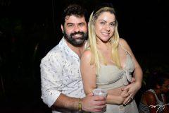 Neto Santos e Luana Sousa