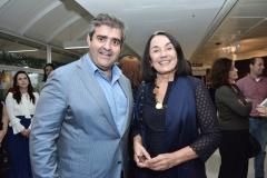 Carlos Dale e Maria Lucia Segall