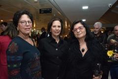 Cidô Brecheret, Maria Lucia Junqueira e Marilene Gama
