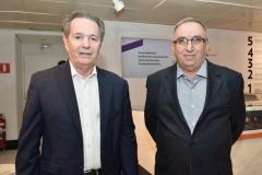 Claudio Rocha e Fernando Frota Bezerra