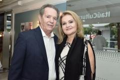 Claudio Rocha e Lenise Queiroz Rocha