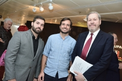 Felipe Queiroz Rocha, Paulo Henrique Fonseca e Pedro Correa do Lago
