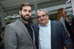 Felipe Queiroz Rocha e Tiburcio Bezerra