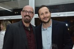 Guilherme Isnard e Thiago Braga