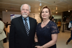 Jacques Marcowitch e Fatima Veras (1)