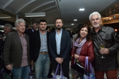 Jose Henrique Fabre Rolim, Francisco Pereira, Rodrigo Massi, Percival Tirapelli e Laura Carneiro (1)