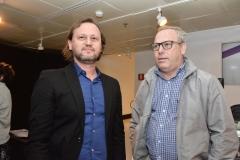 Marcio Candido e Ricardo Minc