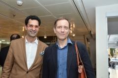 Paulo Vicelli e Jochen Volz