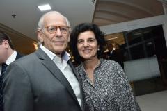 Roberto Loeb e Marilia Razuk