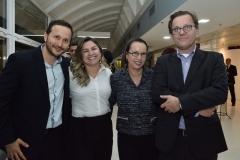 Thiago Braga, Ana Quezado, Virginia Queiroz e Erich Rocholli (1)