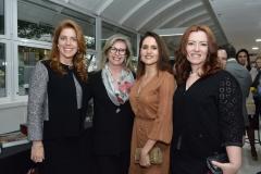Ticiana Rolim Queiroz, Bia Perlingeiro, Manoela Bacelar e Aline Barroso