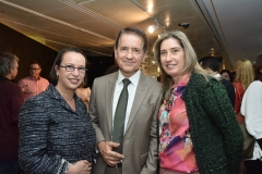 Virginia Queiroz, Carlos Tramontina e Rosana
