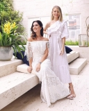 Nicole Pinheiro e Carolina Jannini