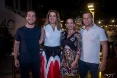 Guilherme Rolim, Ticiana Rolim Queiroz, Isabela E André Rolim
