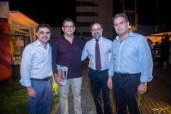 Isaac Furtado, José Guedes, Márcio Crisóstomo E Edson Queiroz Neto