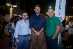 Isaac Furtado, Rafael Rodrigues E Valdízio Pinheiro