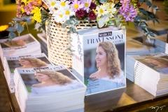 Lançamento Da Revista Márcia Travessoni nº 13