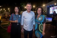 Laura Rios, Artur Bruno E Liana Feingold