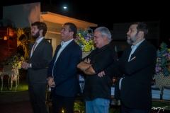 Lucas Bittencourt, Luiz Gastão Bittencourt, Pio Rolim E Lúcio Batista