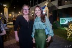 Luiziane Cavalcante E Cláudia Alexandre