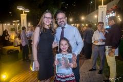 Márcio, Marina E Manoela Crisóstomo