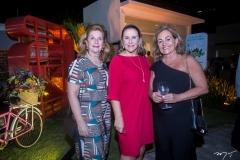 Maria Tereza Pinto, Beatriz Fiuza E Lucilia Alencar