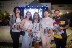 Stephanie Sousa, Marília Camelo, Márcia Travessoni, Jéssica Colaço E Juscelino Filho