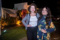 Stephanie Sousa E Vitória Pontes