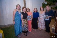 Stella Rolim, Tani Albuquerque, Etel Rios, Ana Maria Pessoa, Angela Cunha E Natércia Rios