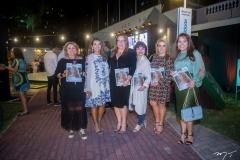 Vera Costa, Márcia Travessoni, Luiziane Cavalcante, Chris Leite, Letícia Studart E Cláudia Alexandre