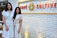 Juliana Castro e Helena Romero