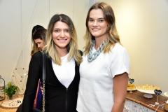 Juliana Gouveia e Camila Vasconcelos