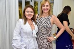 Nekita Romcy e Ana Cristina Montenegro