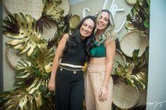 Daniela de Paula e Mikaela Bottura