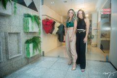 Mikaela Bottura e Daniela de Paula