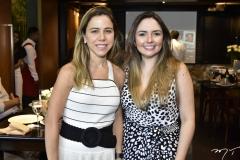 Mirella Freire e Nathalia Pinheiro