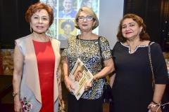 Tane Albuquerque, Consuelo Azevedo e Maria Vidal