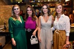 Carla Pinheiro, Eveline Fujita, Carla Mota E Karisia Pontes