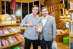Fernando Novais e Jardson Cruz