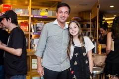 Fernando e Rebecca Novais