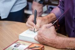 Lançamento do livro de Raimundo Fagner